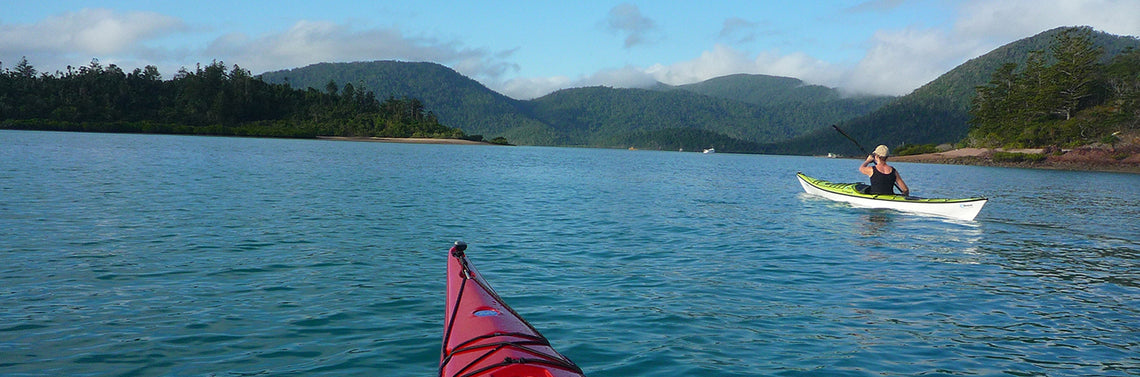 Recovering from a Sea Kayak Capsize