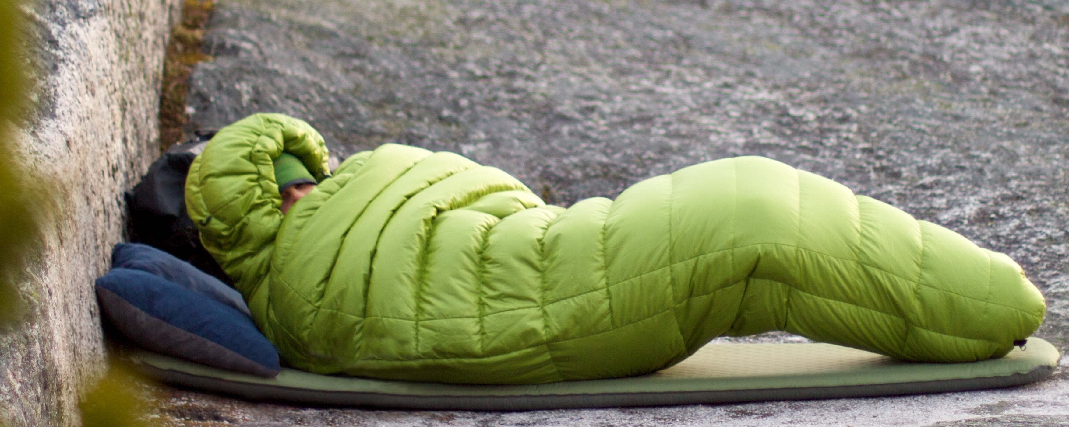 Sleeping bags – the inside story (what the sales person probably didn't tell you)