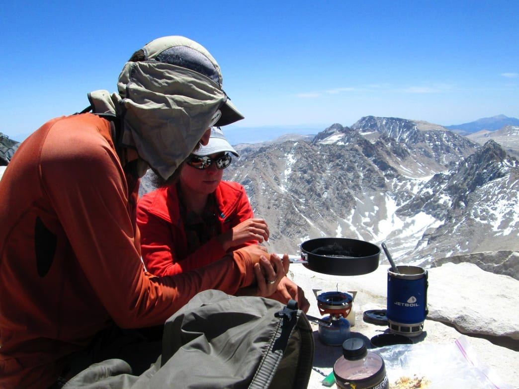 How to Plan a Menu for a Long Distance Backpacking Trip
