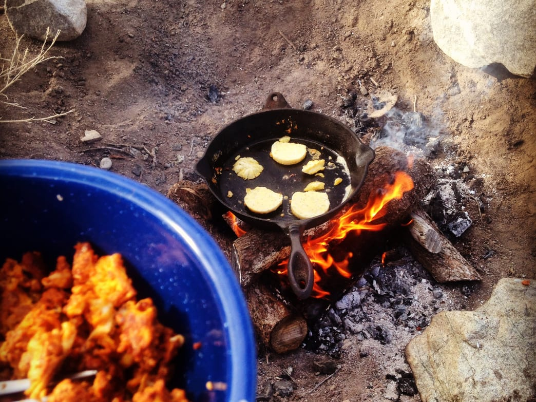 3 Camping Recipes with an Appalachian Twist