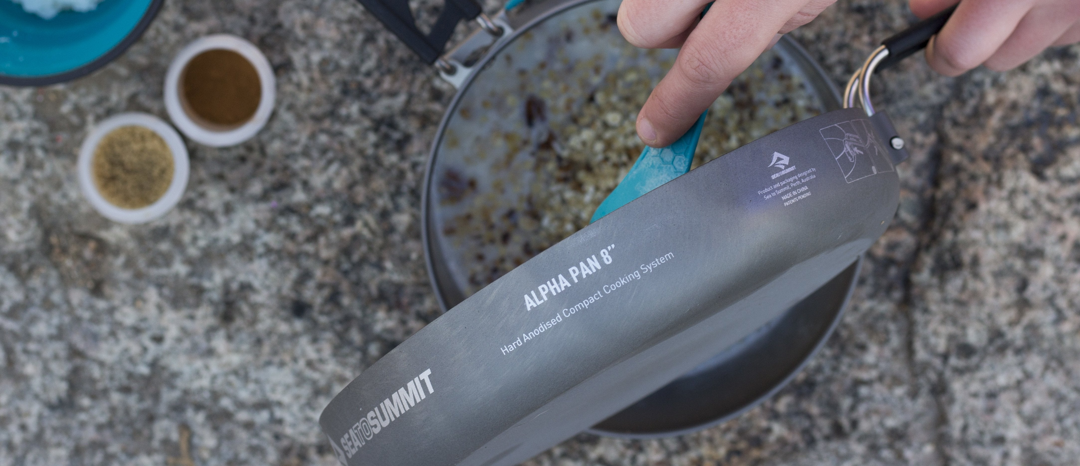 Become the Alpha Cook in your Backcountry Kitchen Crew
