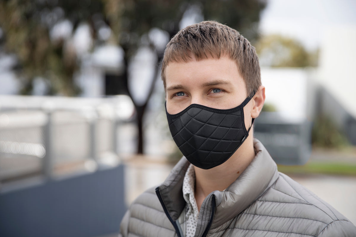 View Barrier Face Mask