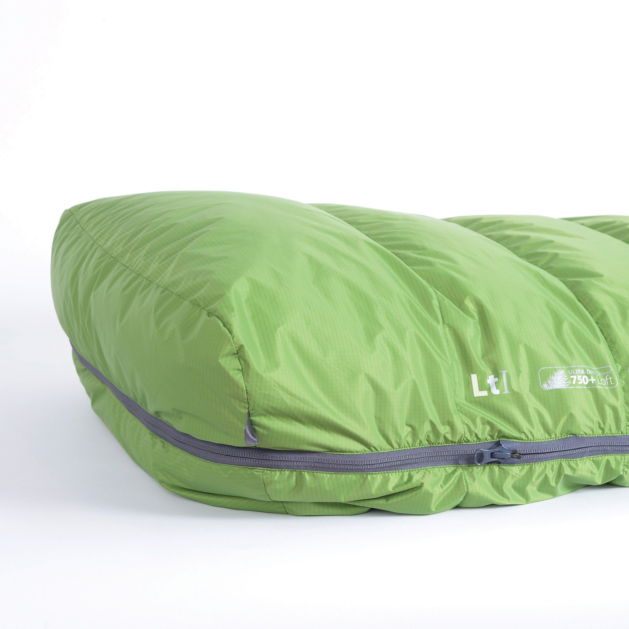 Womens Latitude LT Down Sleeping Bag _ foot box