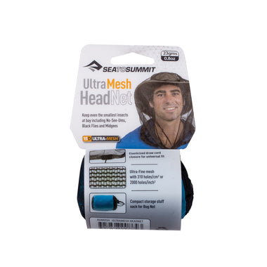 Ultra-Fine Mesh Mosquito Head Net