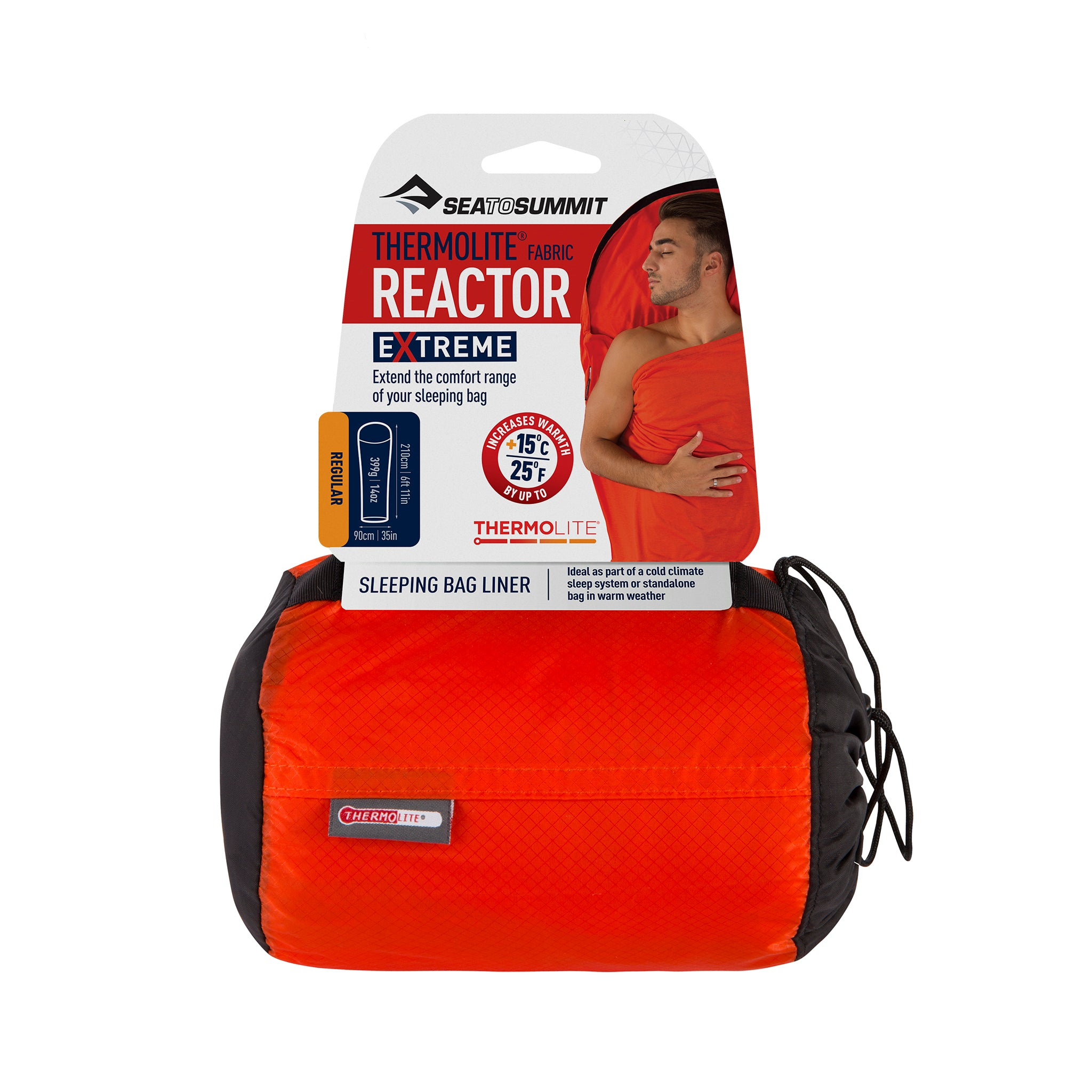 Reactor Extreme Liner (adds up to 25°F)