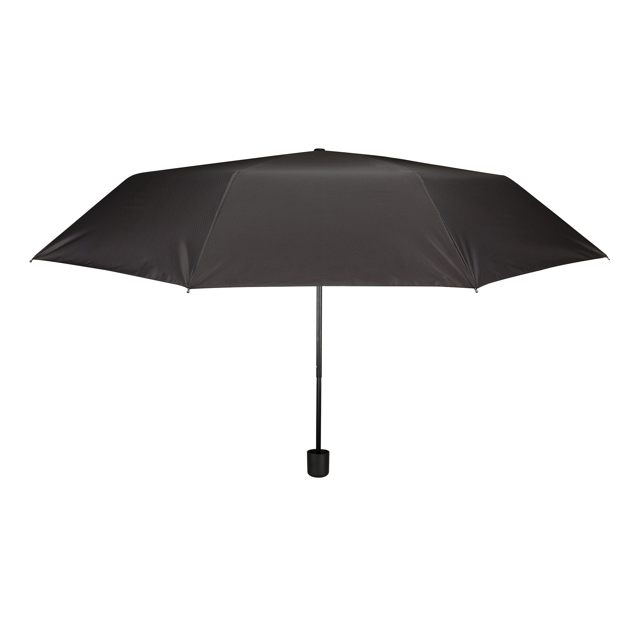 Lightweight Siliconized Nylon Travel Umbrella