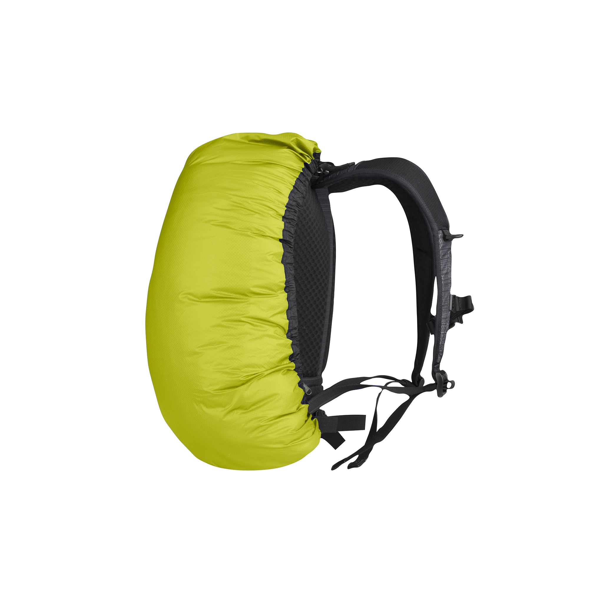 Ultra Sil _ Lightweight Waterproof Rucksack Cover _ Lime Green