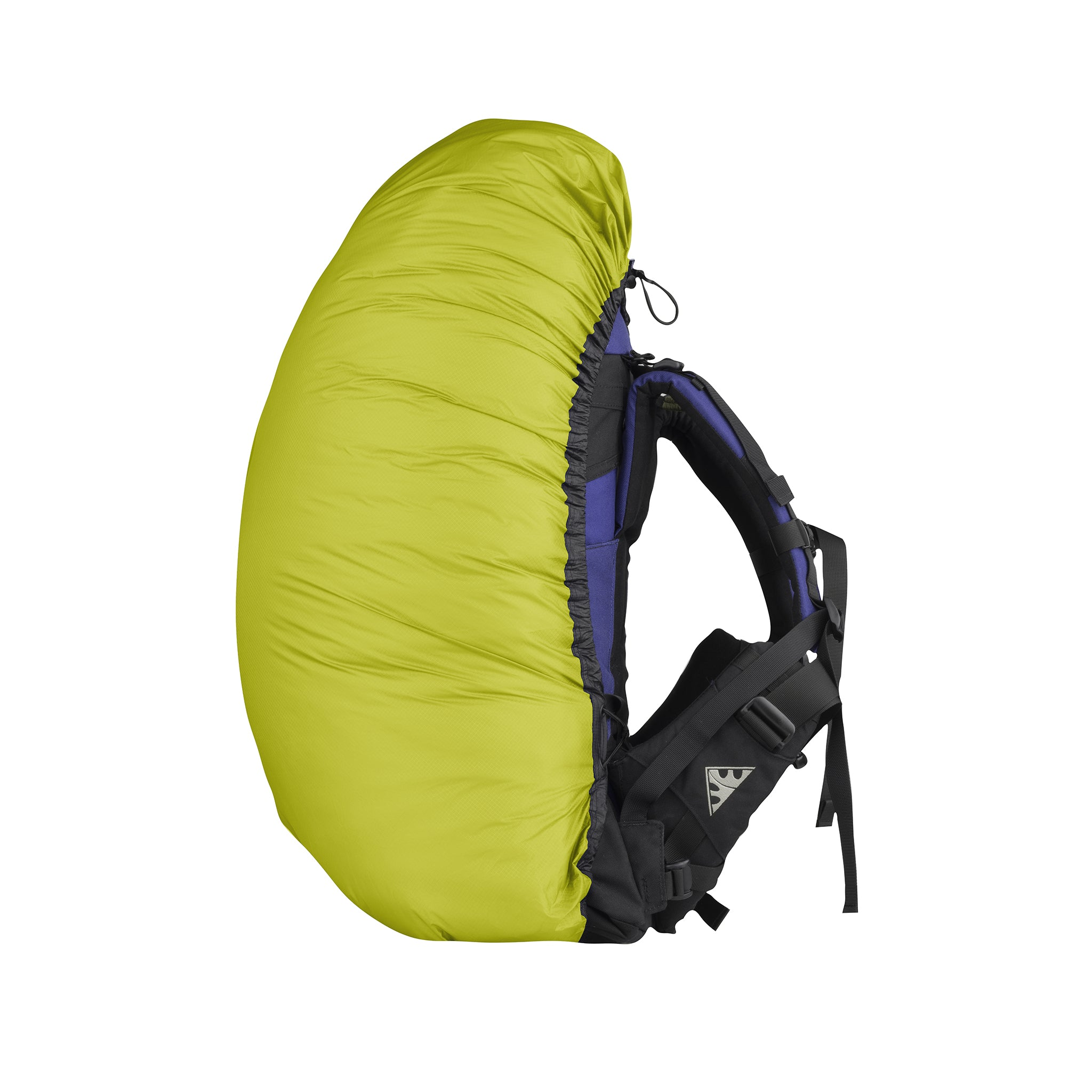 Ultra Sil _ Lightweight Waterproof Backpack Cover _ lime _ medium