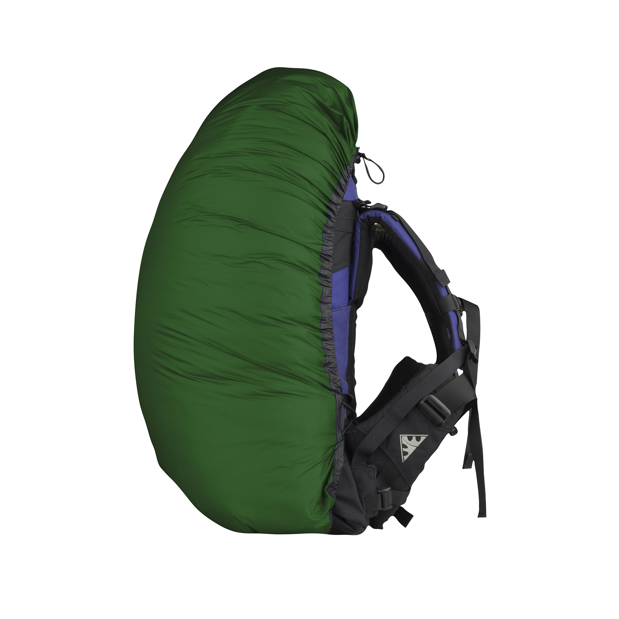 Ultra Sil _ Lightweight Waterproof Backpack Cover _ green _ medium