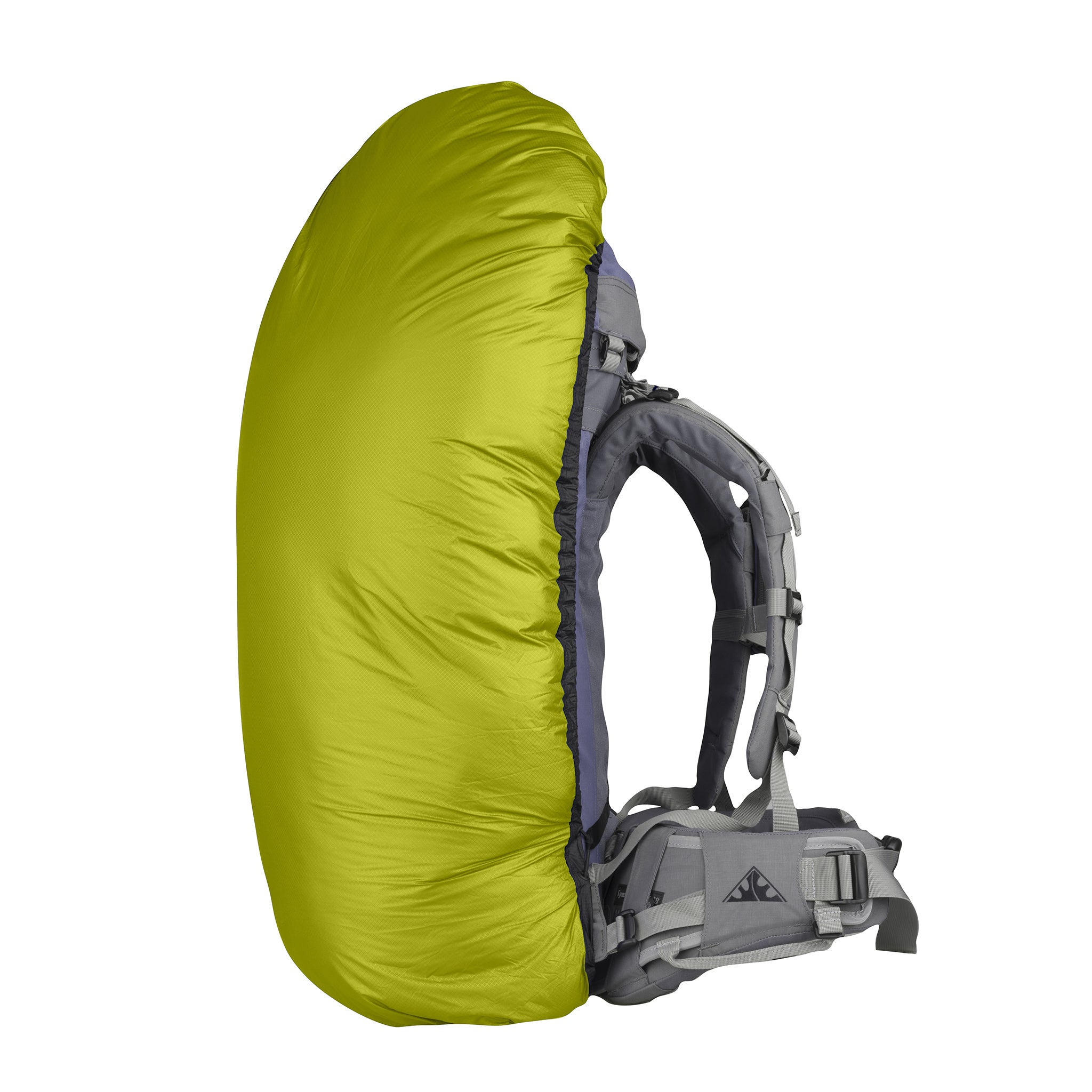 Ultra Sil _ Lightweight Waterproof Backpack Cover _ lime _ large