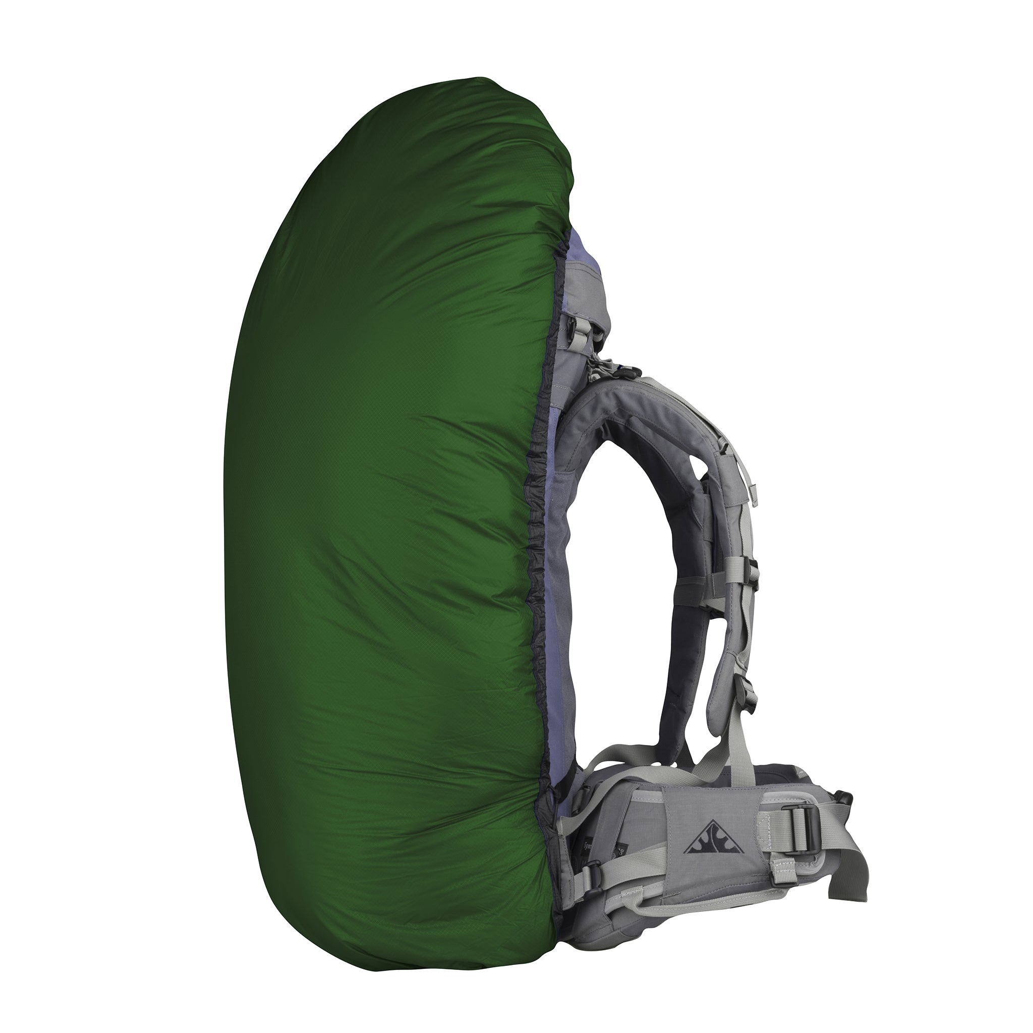Ultra Sil _ Lightweight Waterproof Backpack Cover _ green _ large