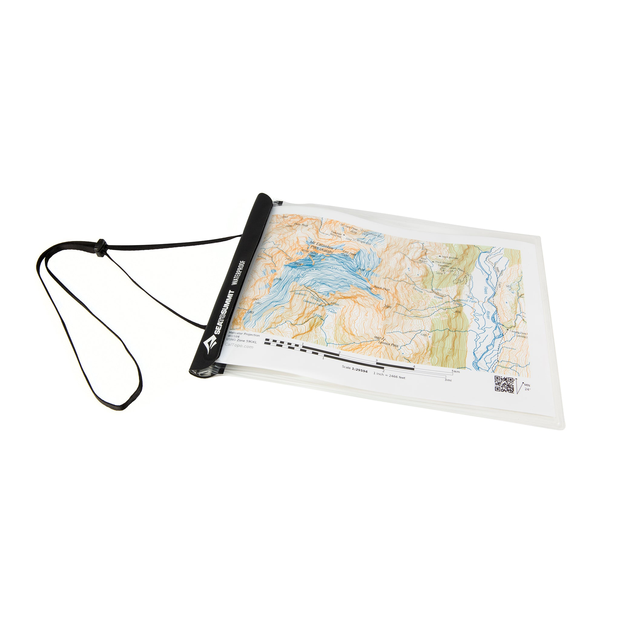 Waterproof Map Case