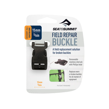 Field Repair Buckle _ Side Release _ 1 Pin for replacement parts _ 15 mm