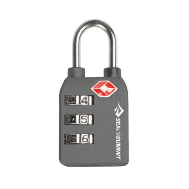 TSA Approved Travel Lock _ combination lock with cable