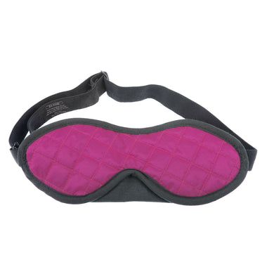 Travelling Light _ Eye Shades _ sleep mask _ berry