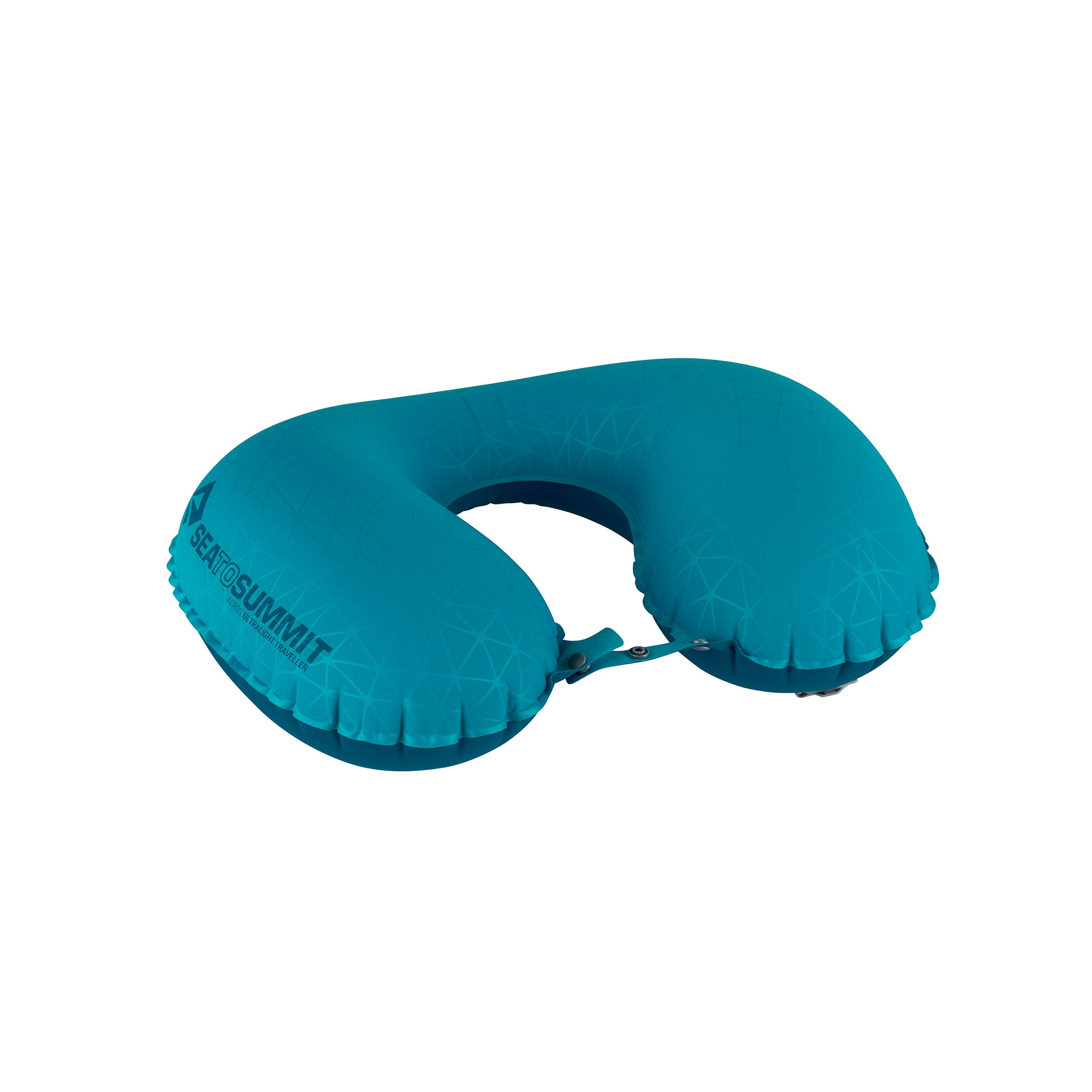 Aeros Traveller Pillow _ teal