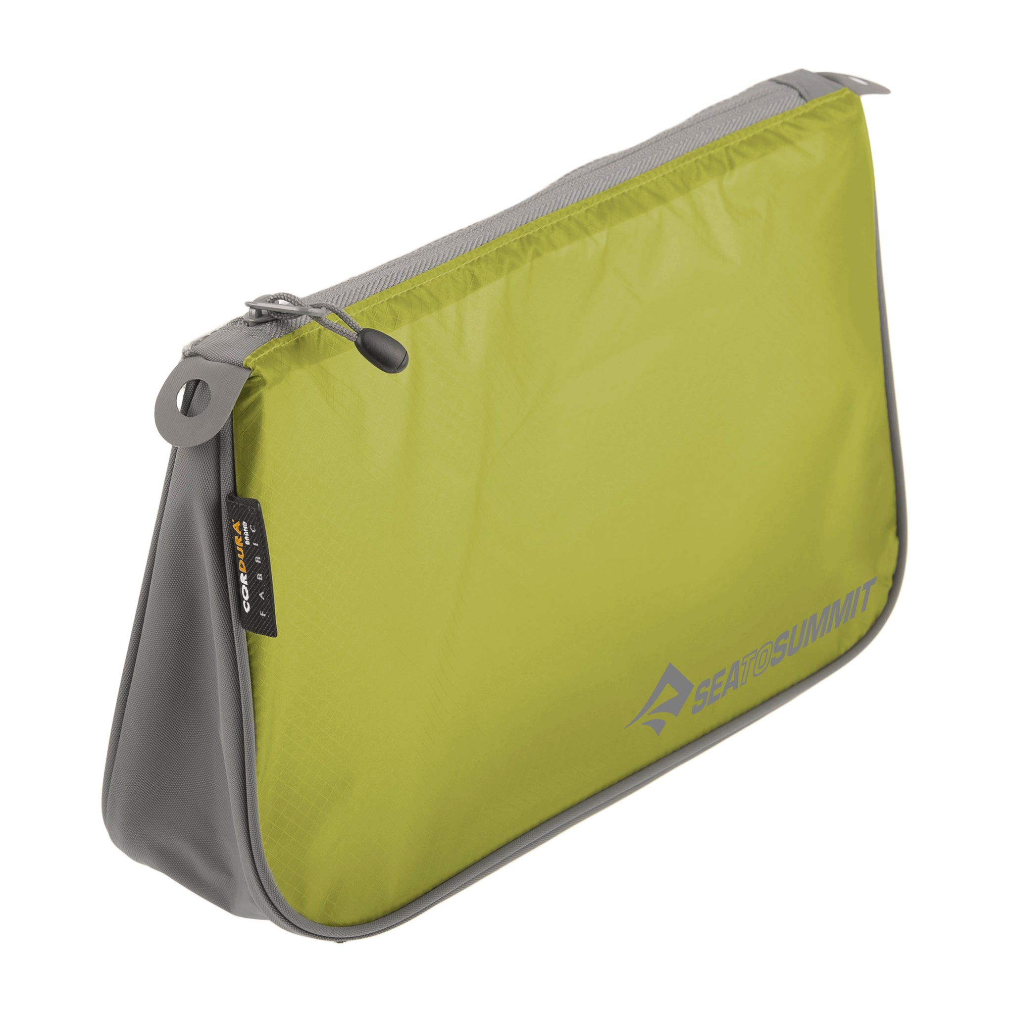 TSA Approved _ See Pouch _ liquid holder _ medium _ lime