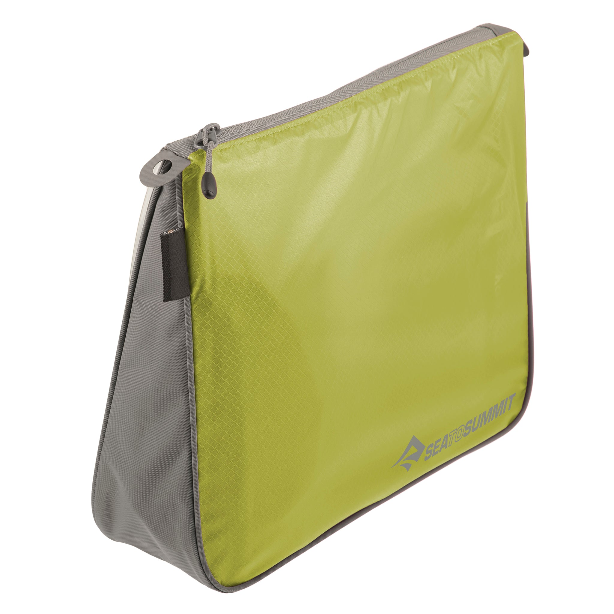 TSA Approved _ See Pouch _ liquid holder _ large _ lime
