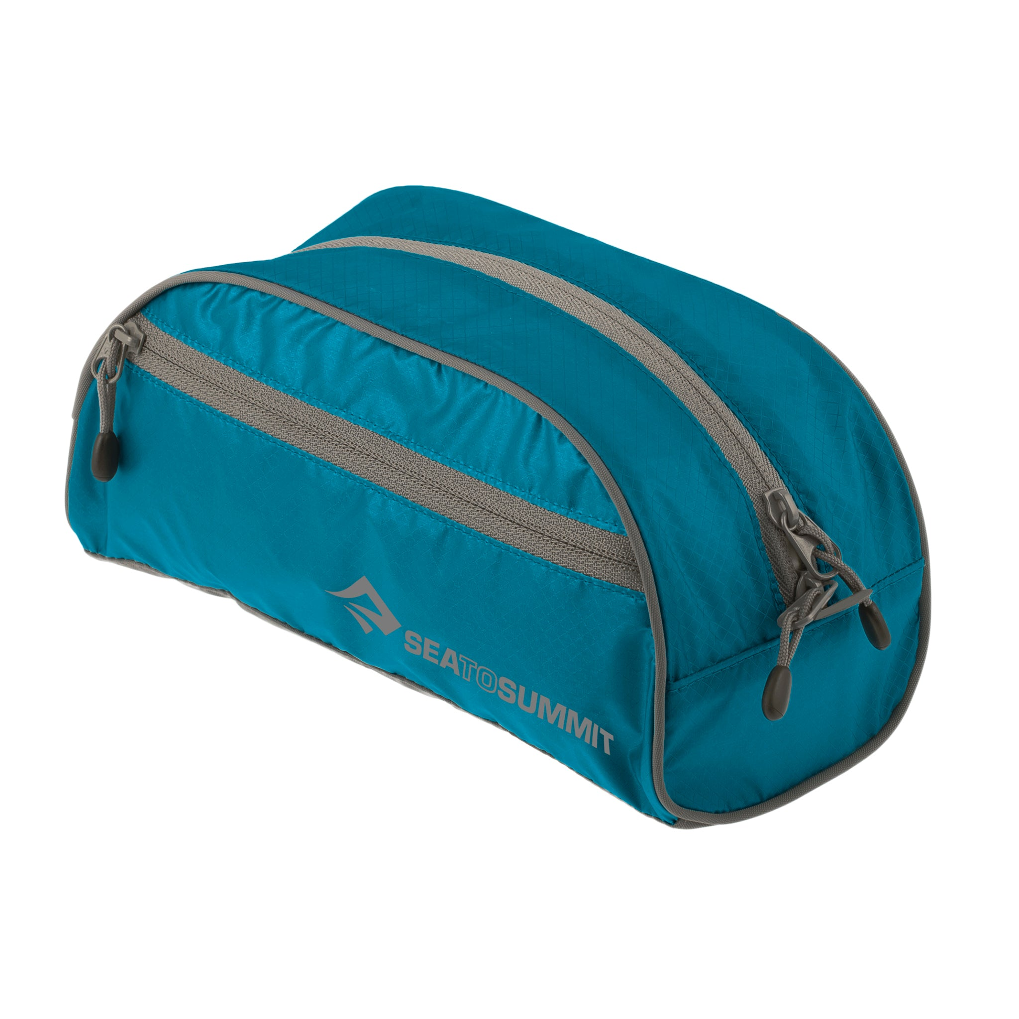 Travelling Light _Toiletry Bag _ waterproof _ small _pacific blue