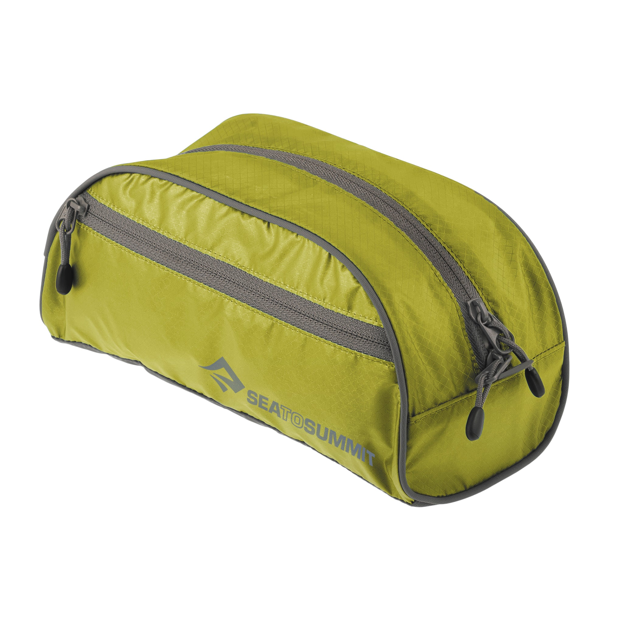 Travelling Light _Toiletry Bag _ waterproof _ small _ lime