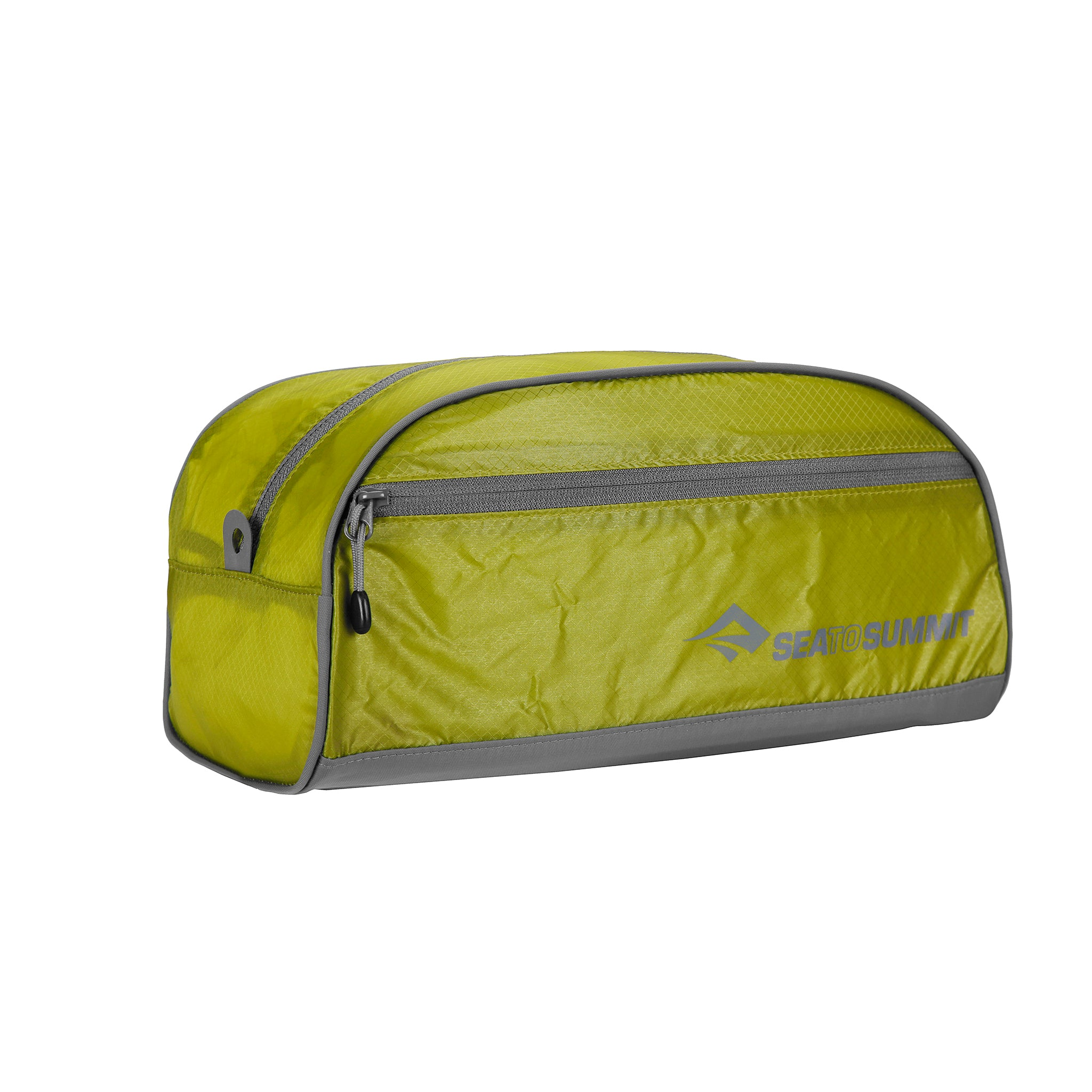 Travelling Light _Toiletry Bag _ waterproof _ large _ lime