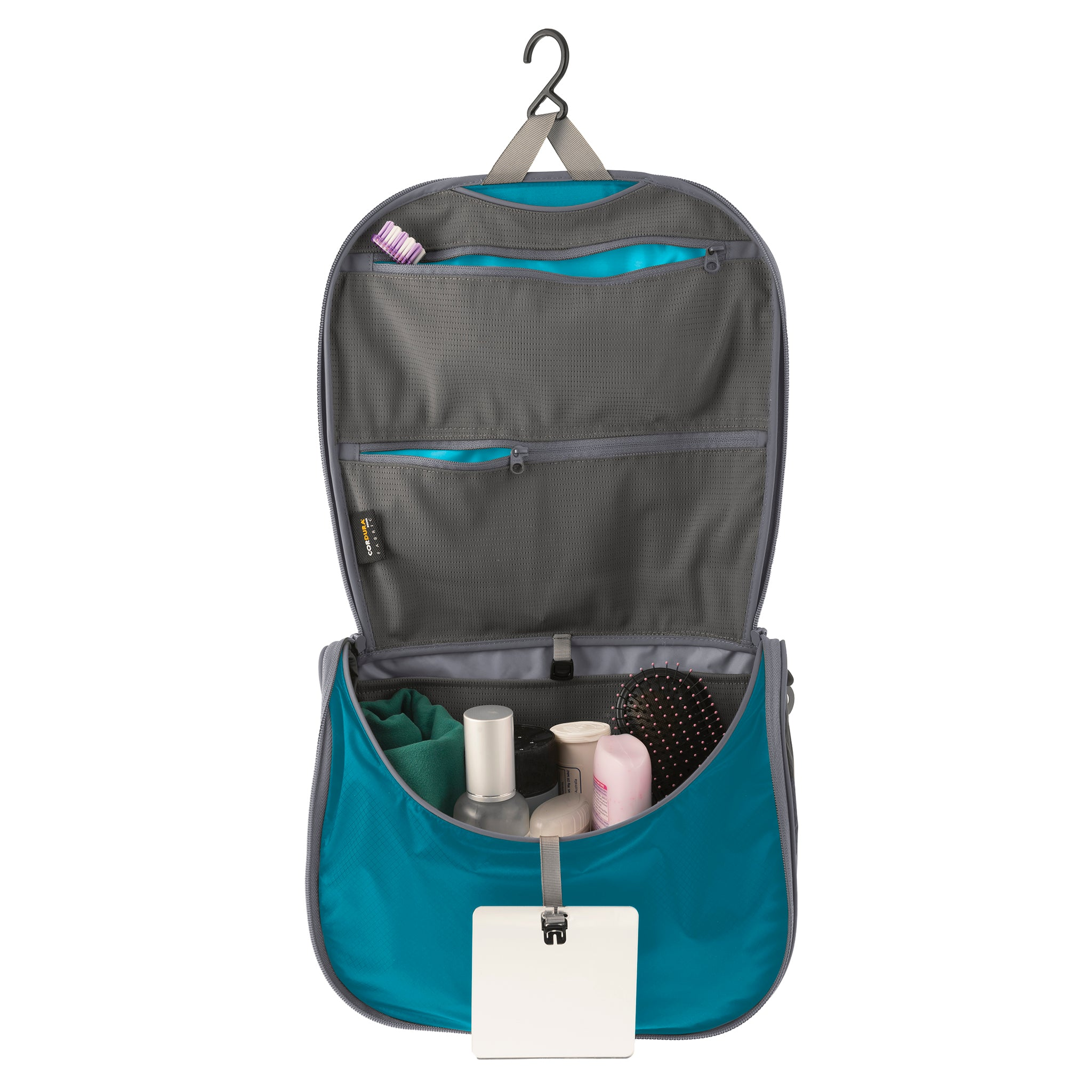 Travelling Light _ Hanging Travel Bag _ Pacific Blue