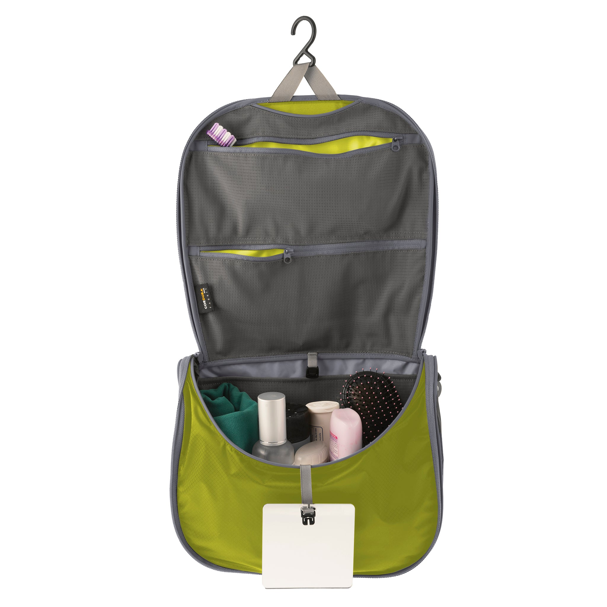 Travelling Light _ Hanging Travel Bag _ Lime