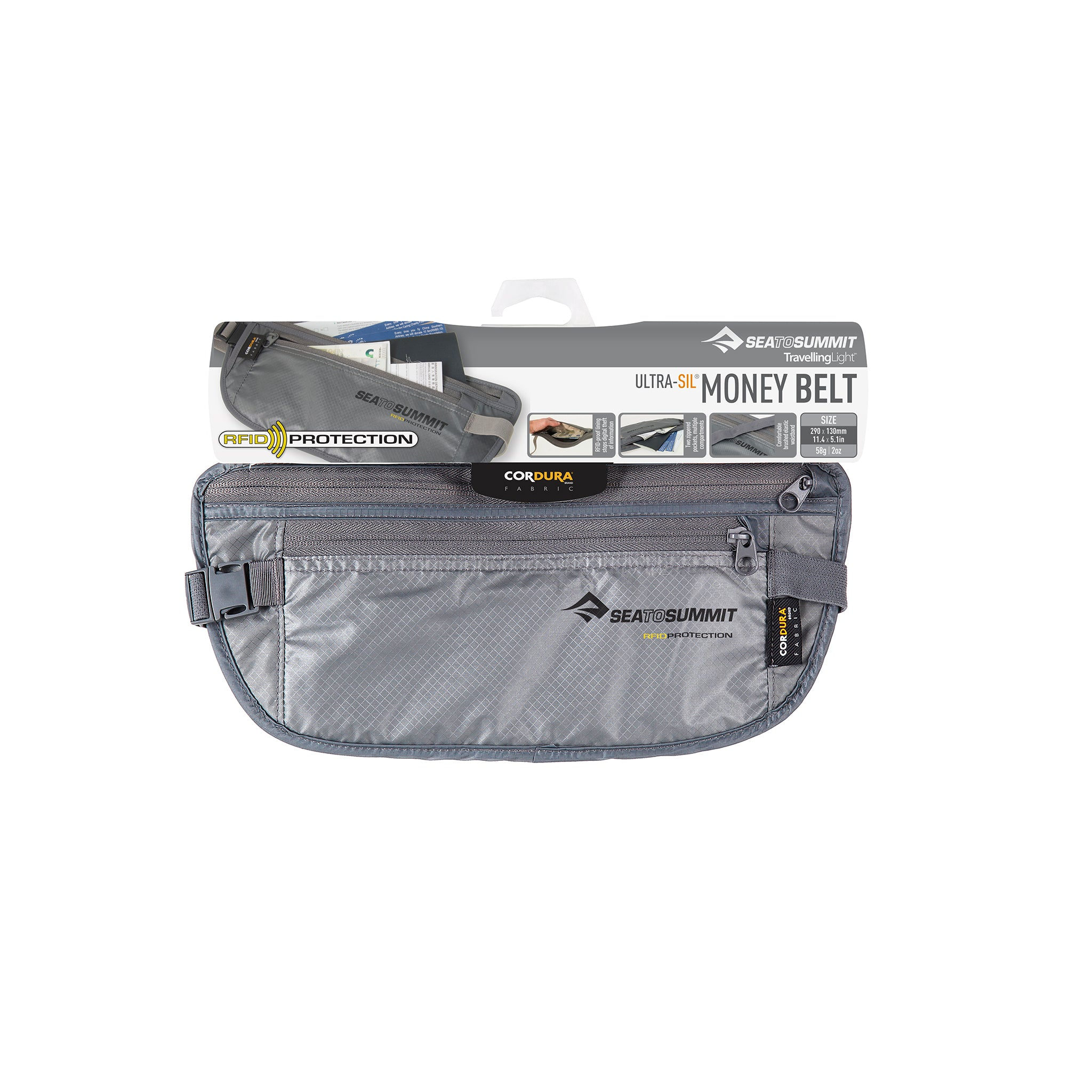 RFID Money Belt _ credit card protection