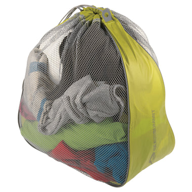 Travel Packing Laundry Bags _ lime