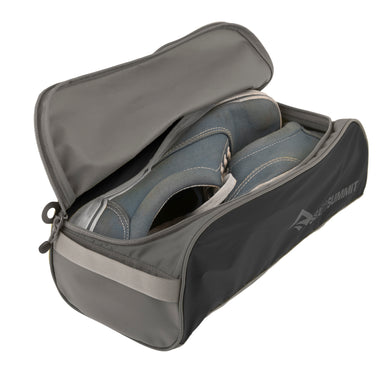 Travelling Light _  Travel Shoe Bag _ black