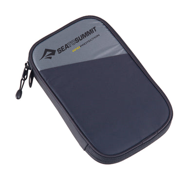 RFID protection _ Travel Wallet _ Medium _ Black