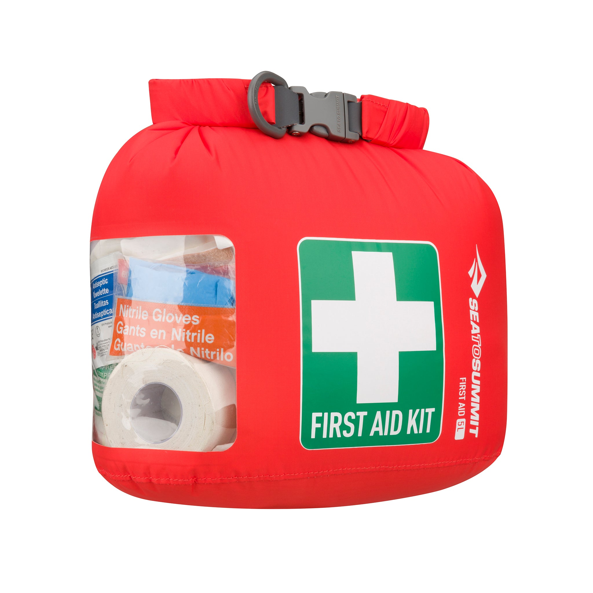 Outdoor First Aid Kit _ dry bag _ overnight
