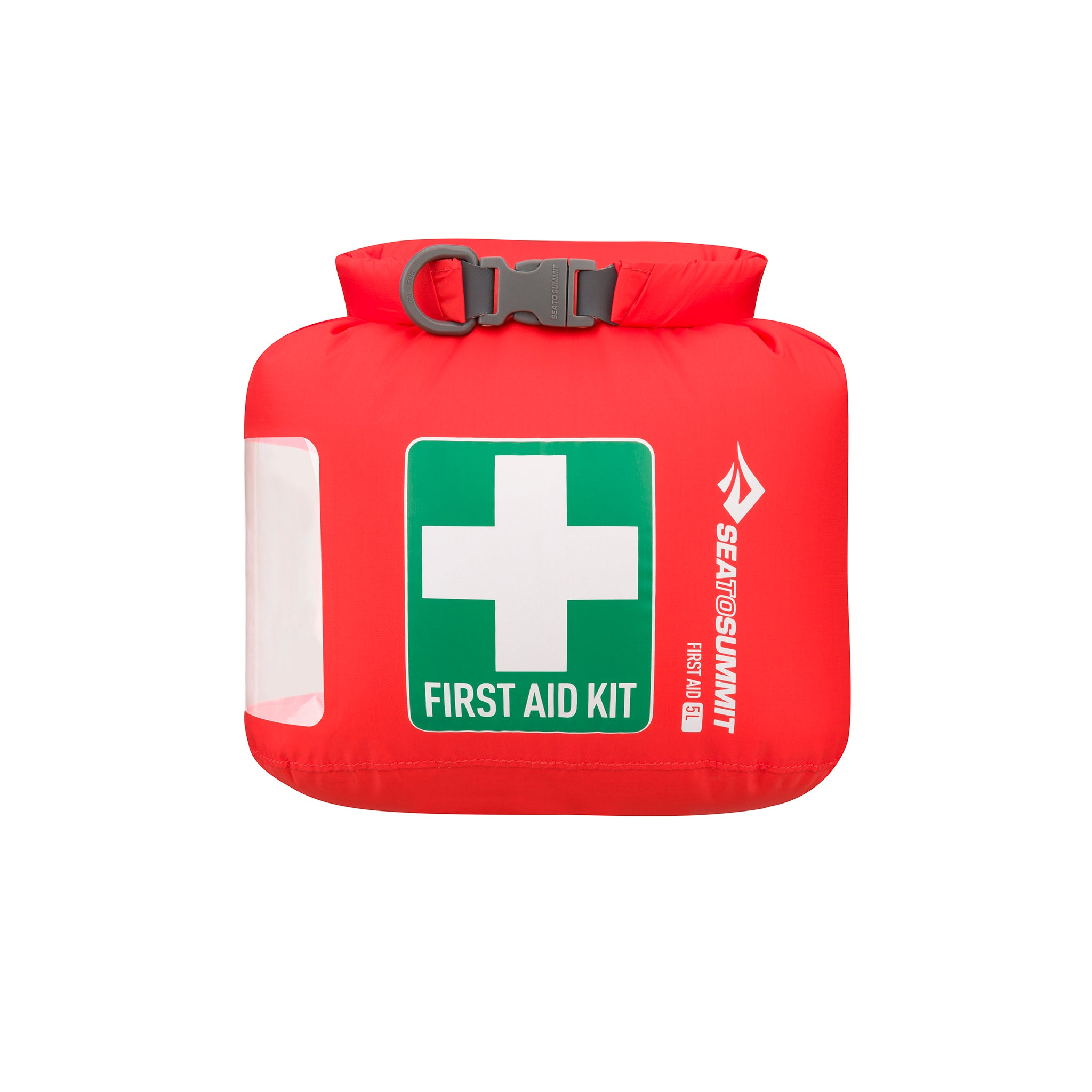 Wilderness First Aid Kit _ dry bag