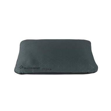 Foamcore Camping Pillow _ Grey _ Full Size _ Large
