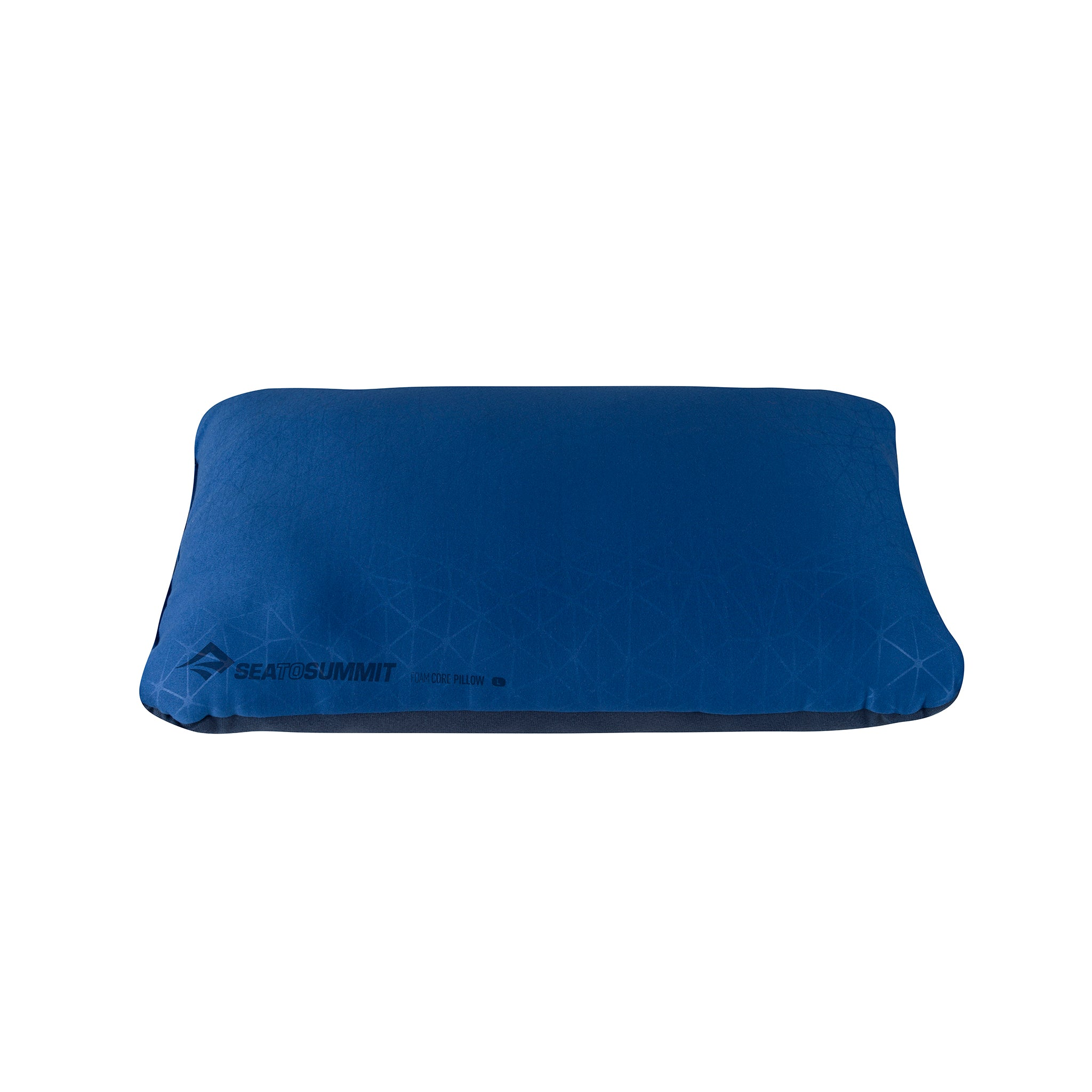 Foamcore Camping Pillow _ Navy Blue _ Full Size _ Large