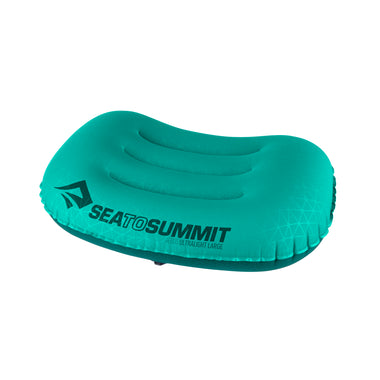 Aeros Ultralight Pillow for Backpacking _ large sea foam