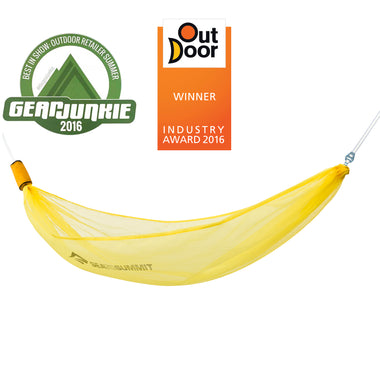 Ultralight _ Hammock _ backpacking _ yellow