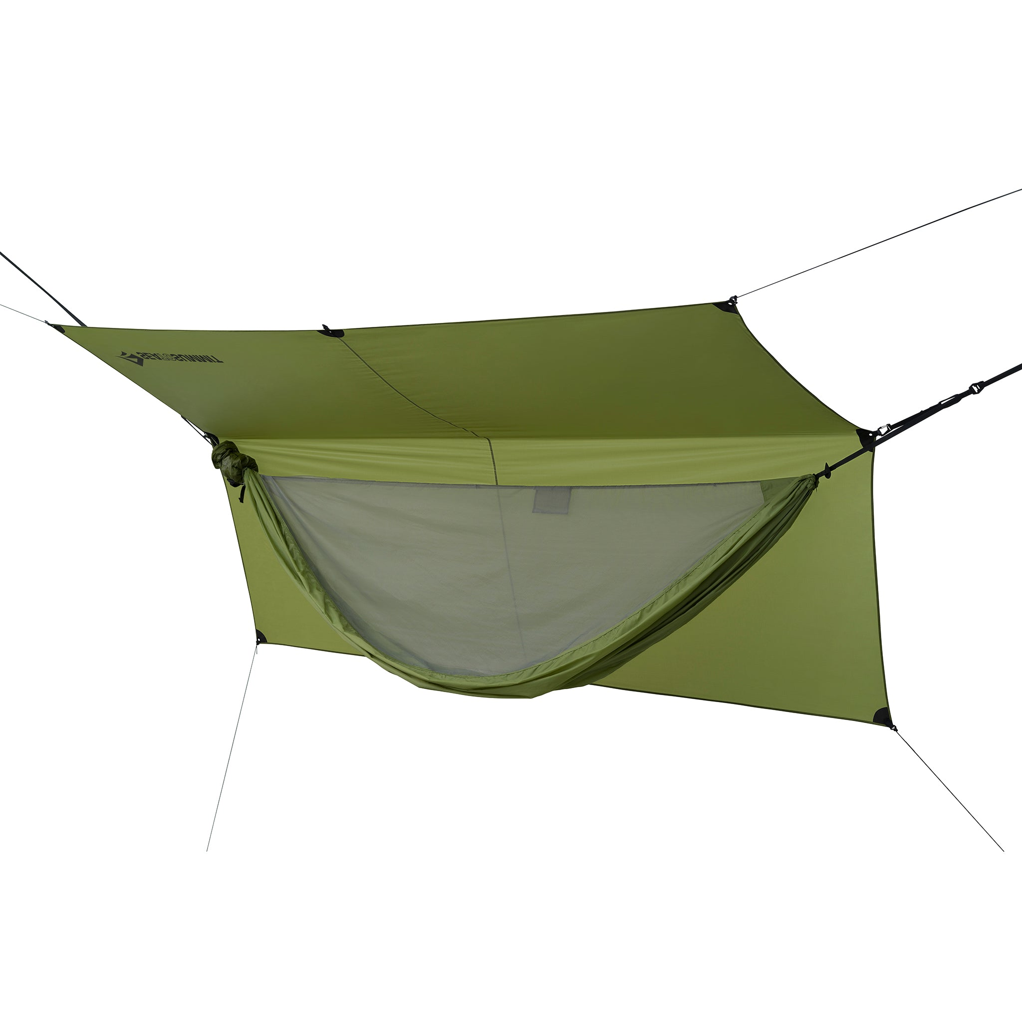 Jungle Hammock Tarp _ Bug Free Hammock Tarp with Bug Net