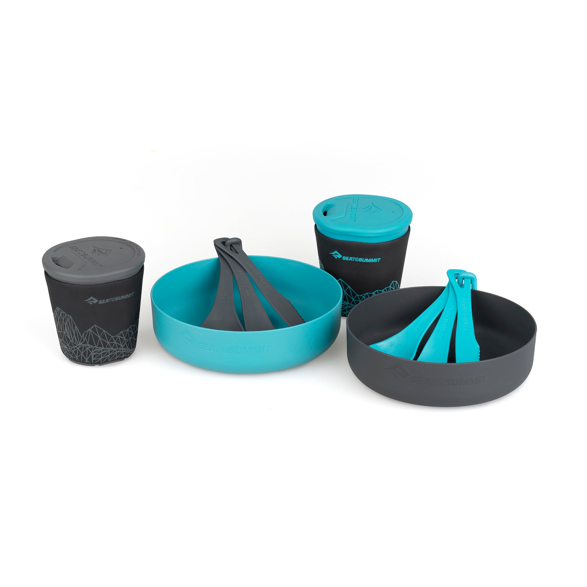 Delta Light Camp Set 2.2 _ two person camping dinner set