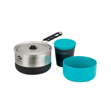 Sigma Outdoor Cookware Set _ pot bowl and mug