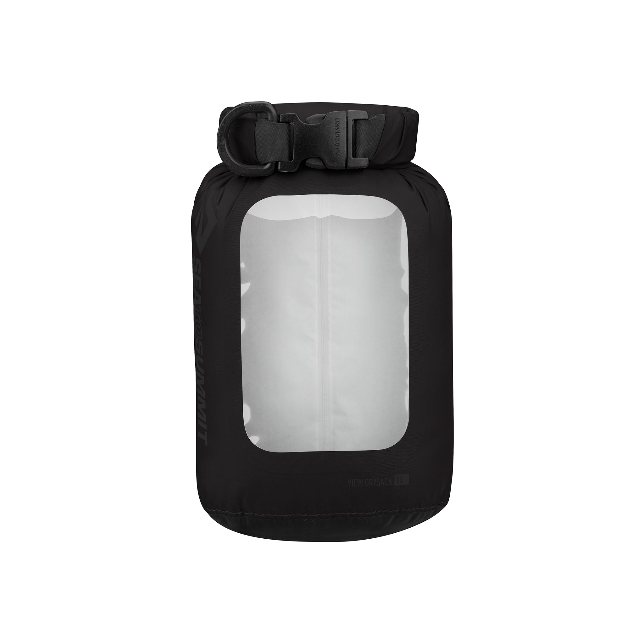 View Lightweight Dry Sack _ Black _ Waterproof _ 1L