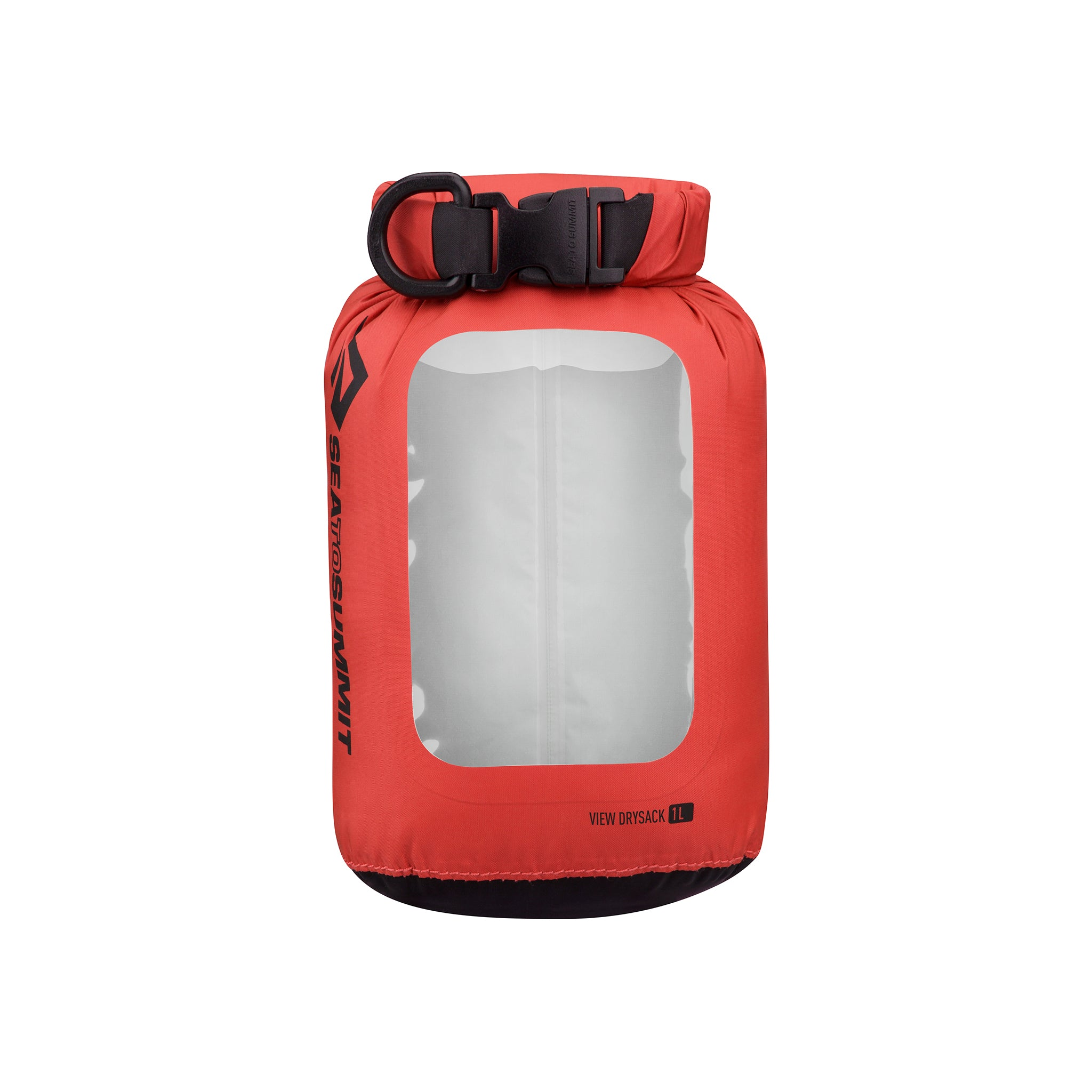 View Lightweight Dry Sack _ Red _ Waterproof _ 1L