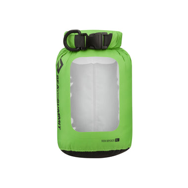 View Lightweight Dry Sack _ Apple Green _ Waterproof _ 1L