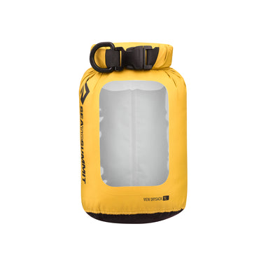 Waterproof View Lightweight Dry Bag _ 1 Liter Yellow