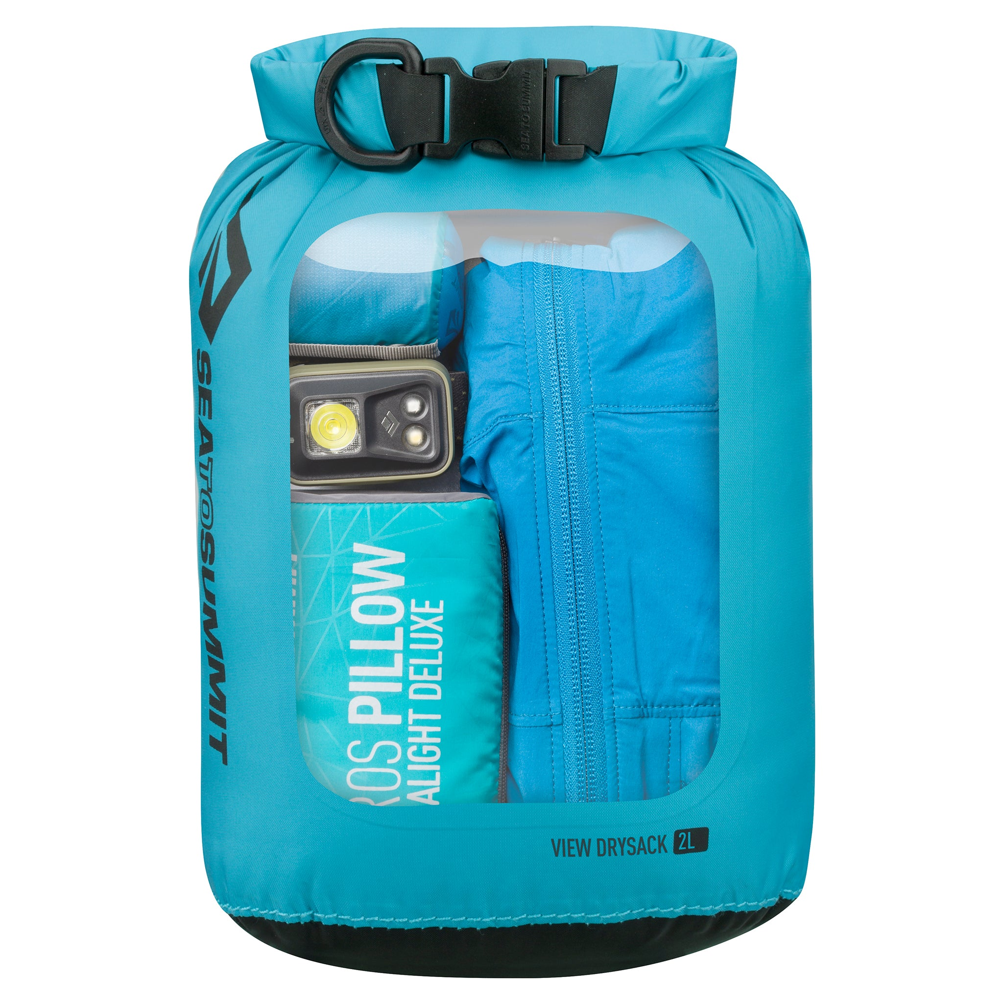Waterproof View Lightweight Dry Bag _ window to view contents inside