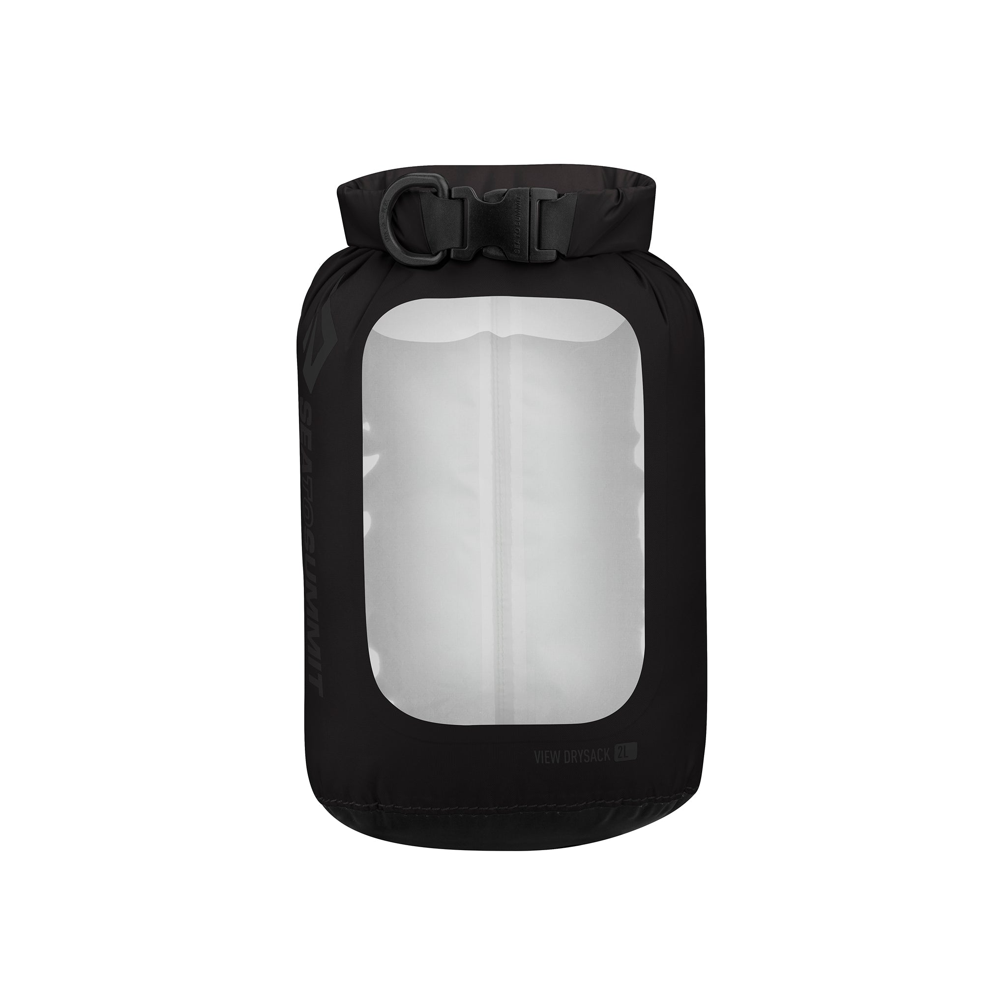 View Lightweight Dry Sack _ Black _ Waterproof _ 2L