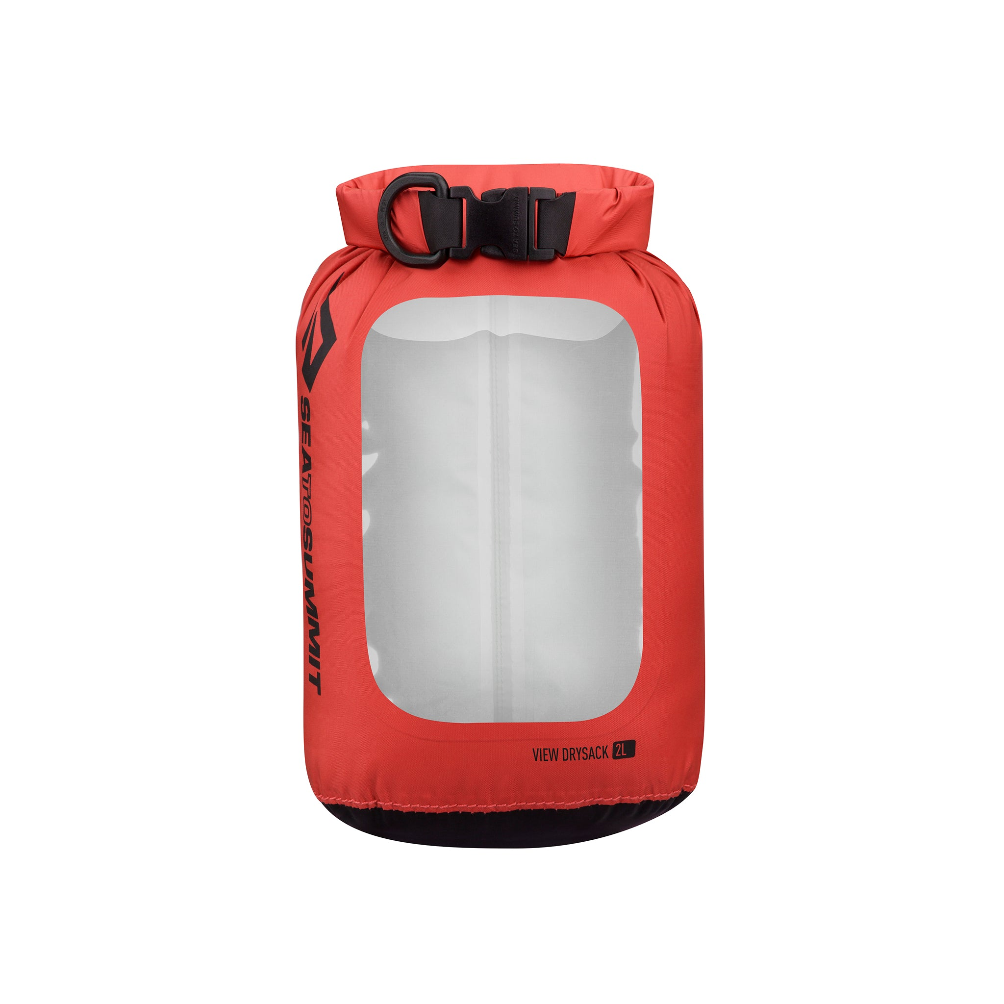 View Lightweight Dry Sack _ Red _ Waterproof _ 2L