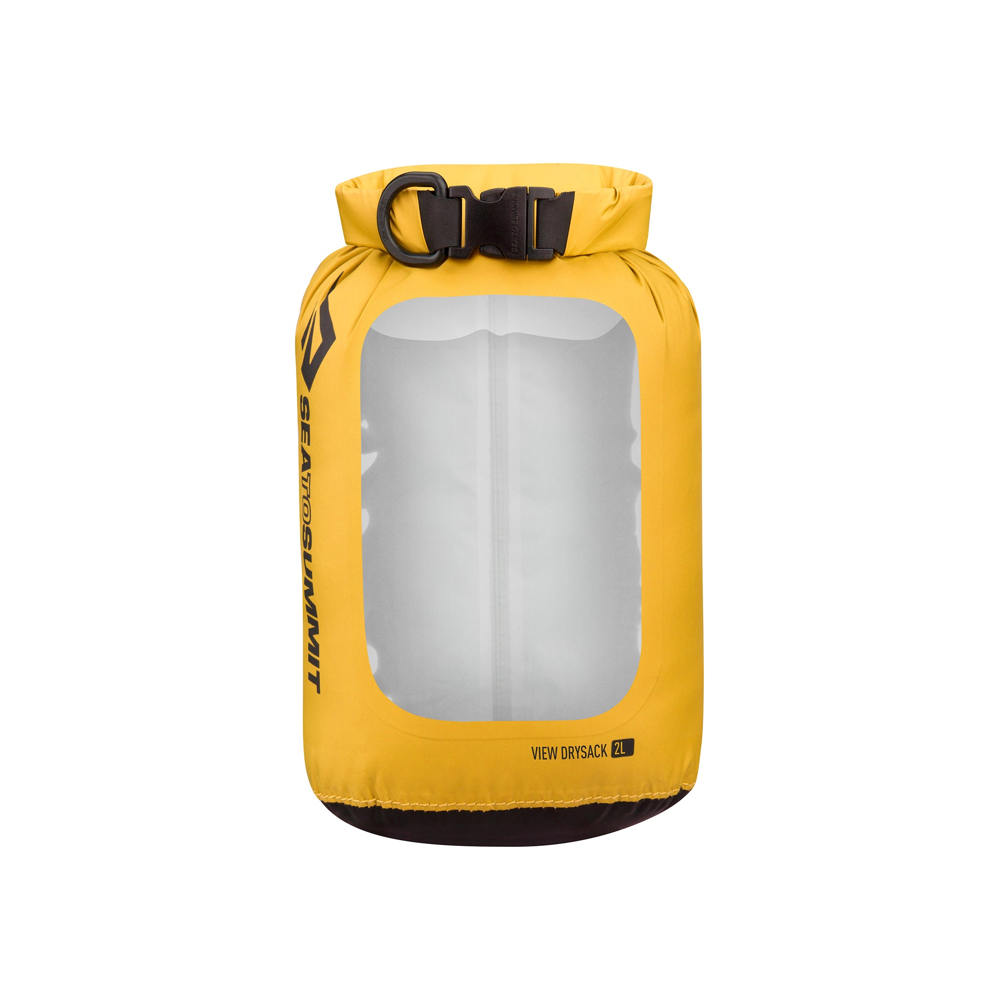 View Lightweight Dry Sack _ Yellow _ Waterproof _ 2L