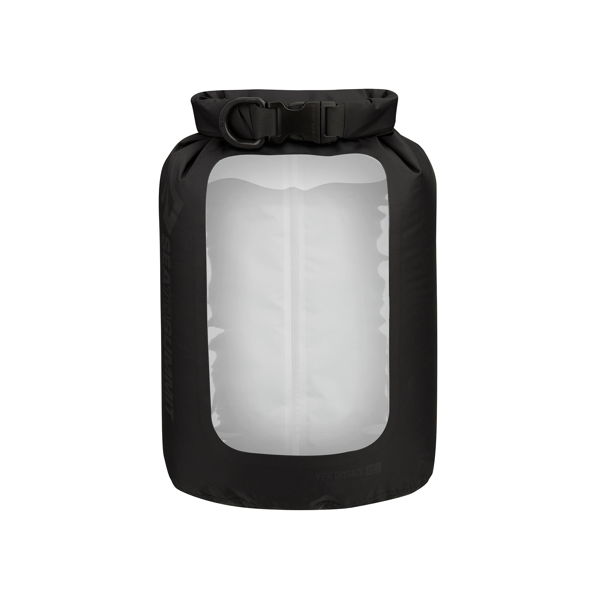 View Lightweight Dry Sack _ Black _ Waterproof _ 4L