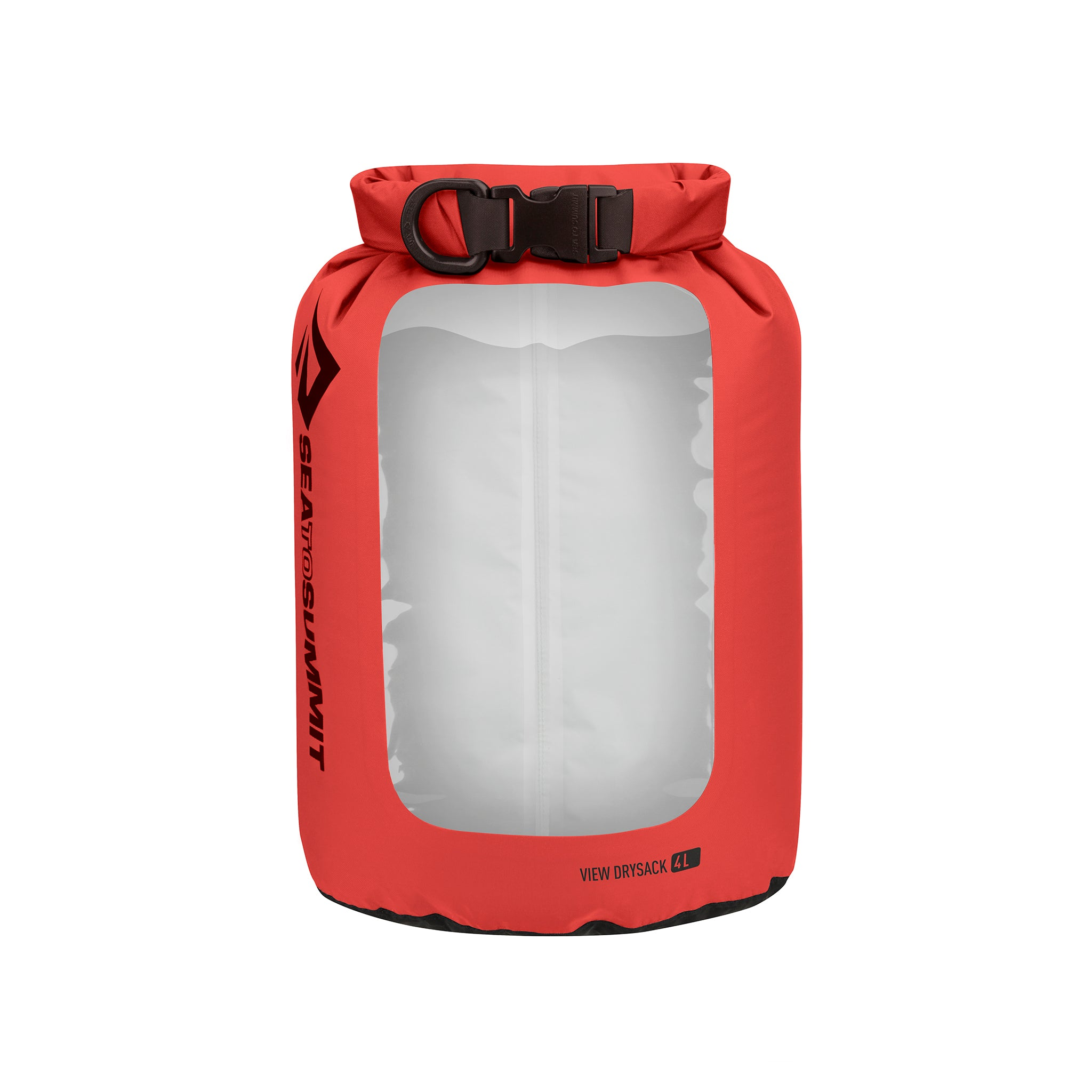 View Lightweight Dry Sack _ Red _ Waterproof _ 4L